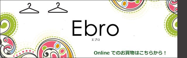 ebro online shop