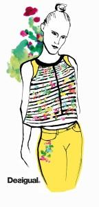 desigual 080Barcelona fashion